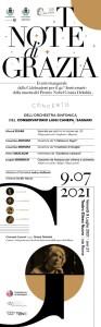 CONCERTO ORCHESTRA 9 LUGLIO 2021
